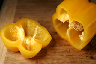 pepper_yellow_bell_halved